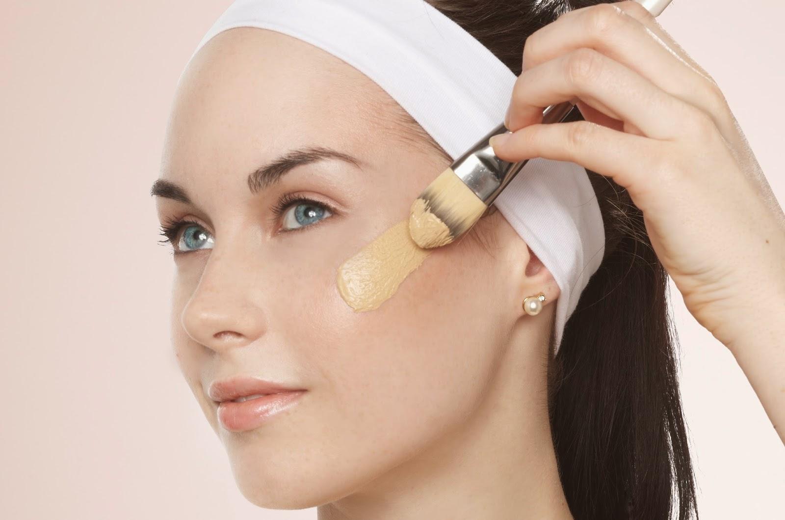 Как правильно наносить макияж под цвет